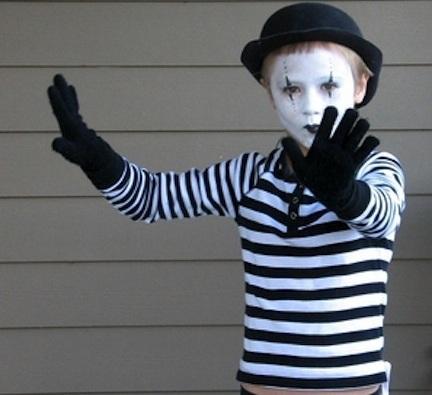 8 ideas disfraces caseros niños