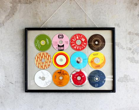 Cuadro CDs