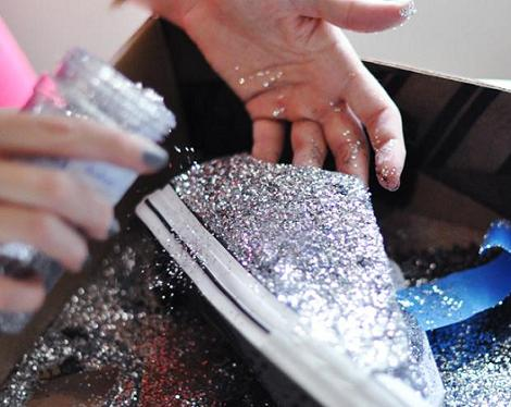 decorar zapatos sneakers