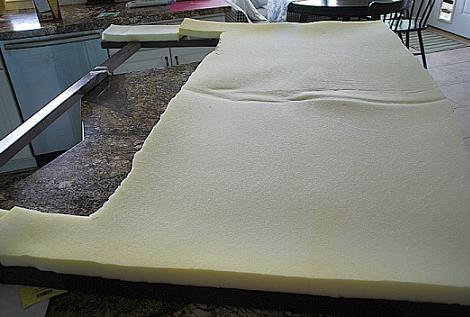 Cabecero foam