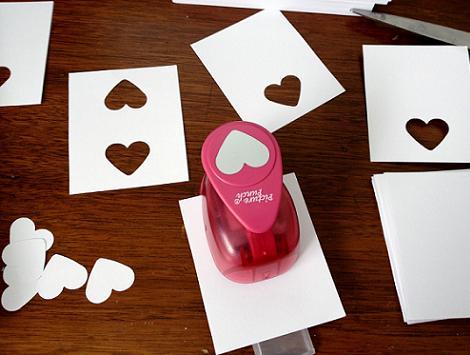 Perforar corazones
