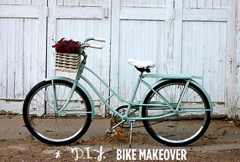 Pintar bici