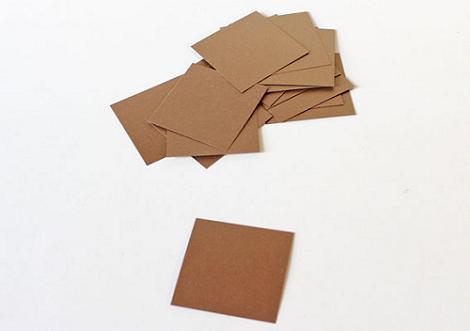 Hacer corona de papel