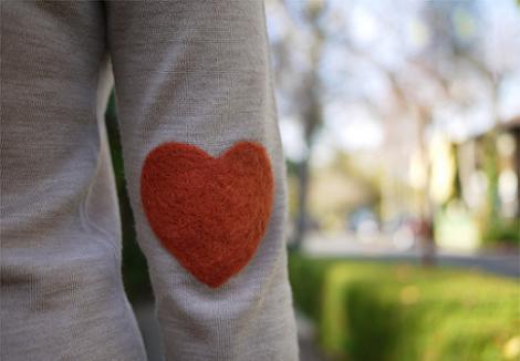 Coderas de corazón