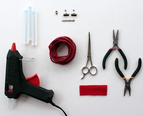 como hacer collar marinero paso a paso materiales