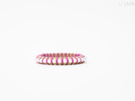 pulseras neon verano