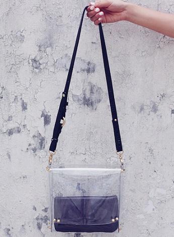 satchel bag transparente resultado