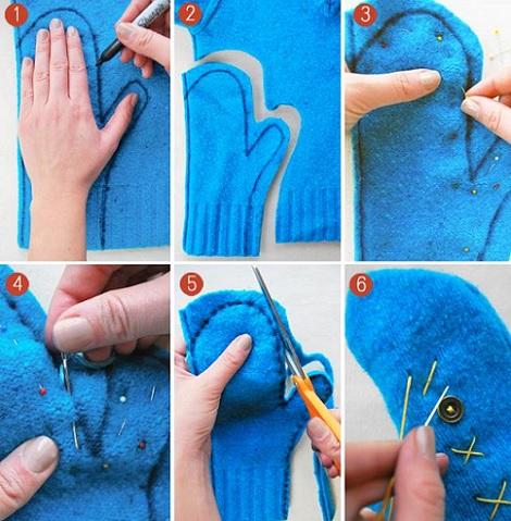 manoplas caseras jersey proceso