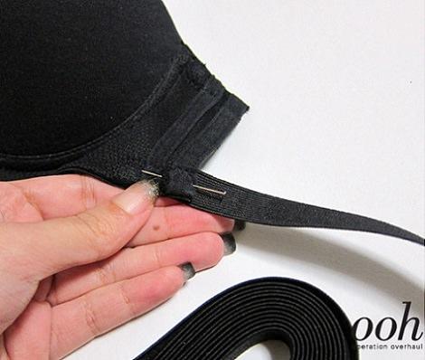 coser sujetador