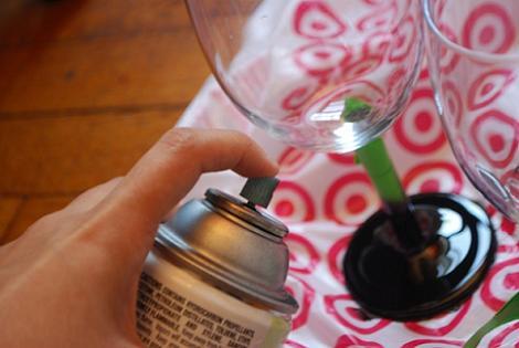 Cómo hacer vasos de fiesta