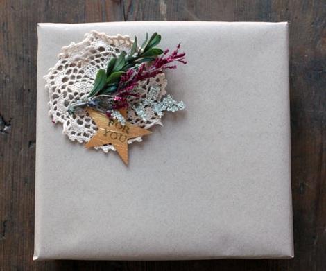 envolver regalos ideas papel embalar