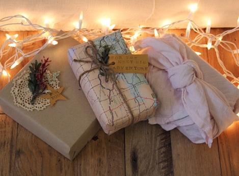 envolver regalos ideas