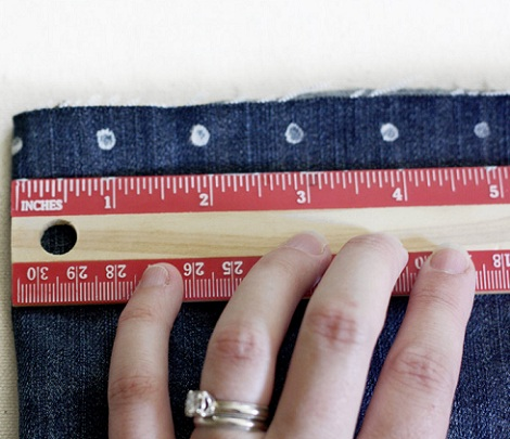pantalones lunares diy regla