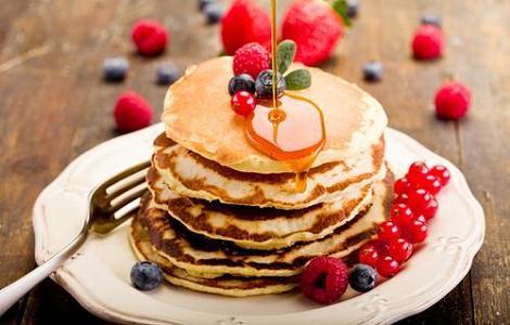 como hacer tortitas o pancake
