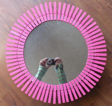 Decorar espejo