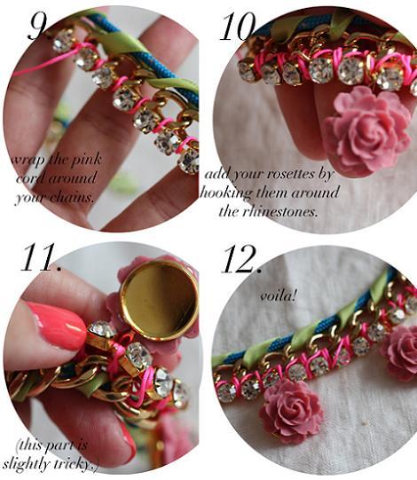 hacer-collar-de-flores-y-piedras-4