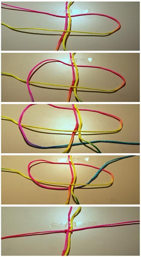 hacer-pulsera-de-macrame-de-colores-3