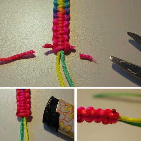 hacer-pulsera-de-macrame-de-colores-6