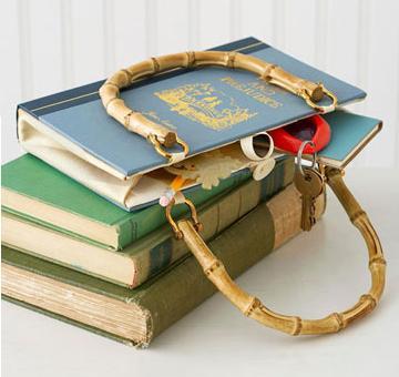Bolso libro