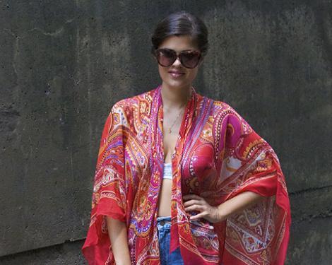 Inspiración kimono