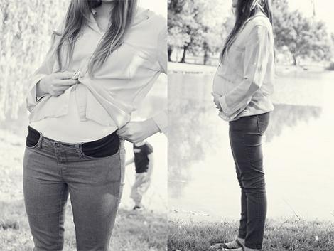 Premamá pantalón