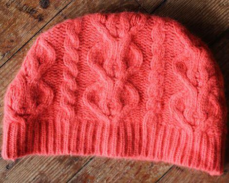 resultado gorro de lana casero